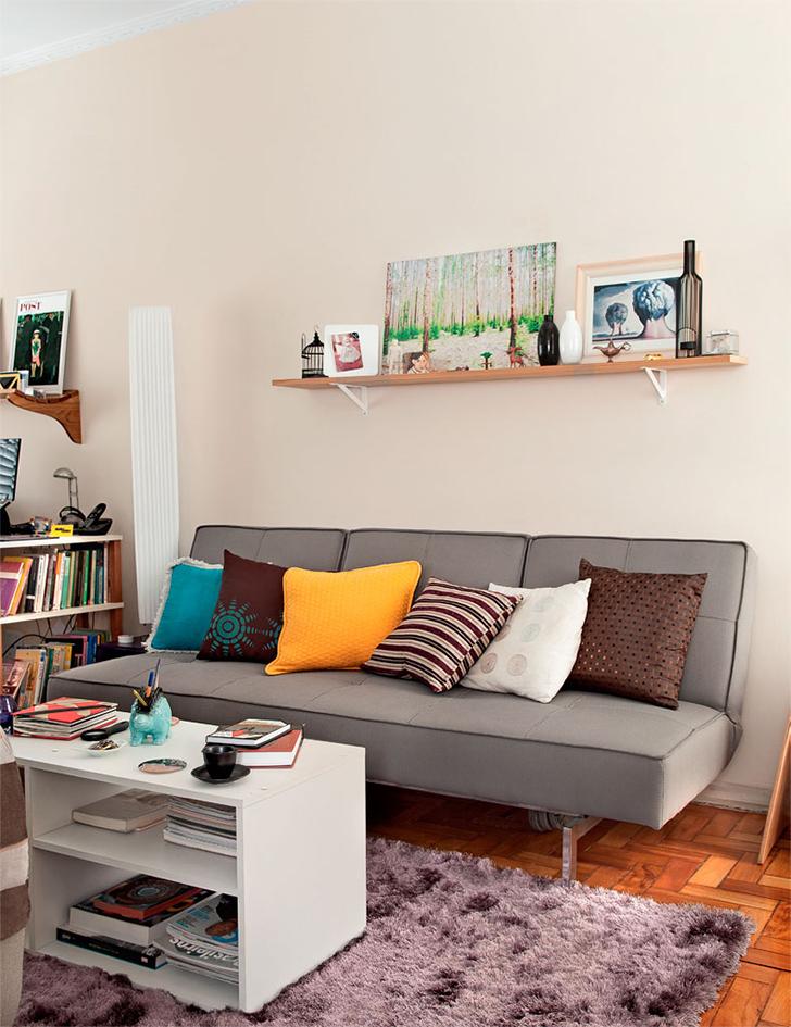 decoração apartamento colorido e divertido 3