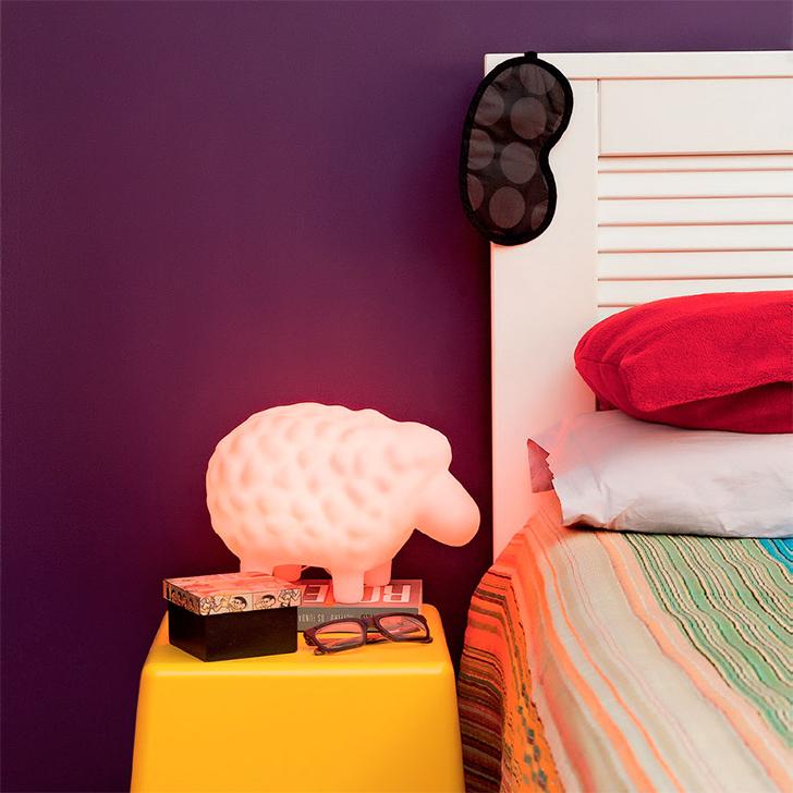 decoração apartamento colorido e divertido 5