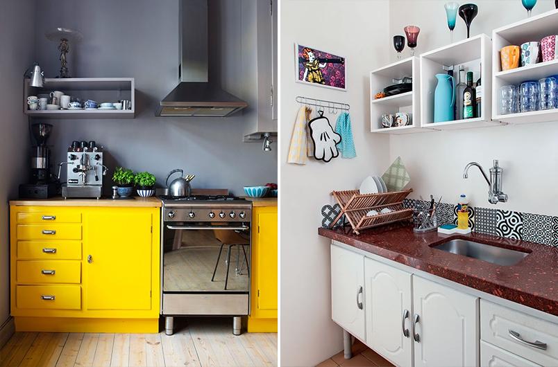 decoracao cozinha nichos : decoracao cozinha nichos:Podem ser usados em qualquer ambiente. No quarto, na cozinha e no