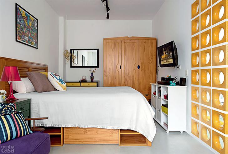 pequenas casas charmosas e confortáveis morar sozinha 17