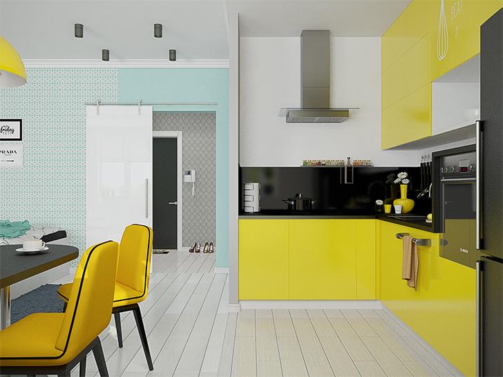 pequenas casas charmosas e confortáveis morar sozinha 6