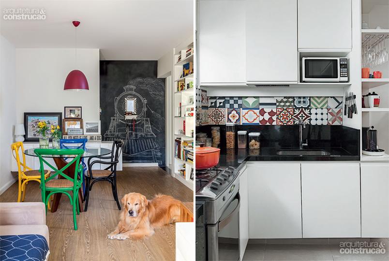 pequeno apartamento morar sozinha charmoso e confortável 12