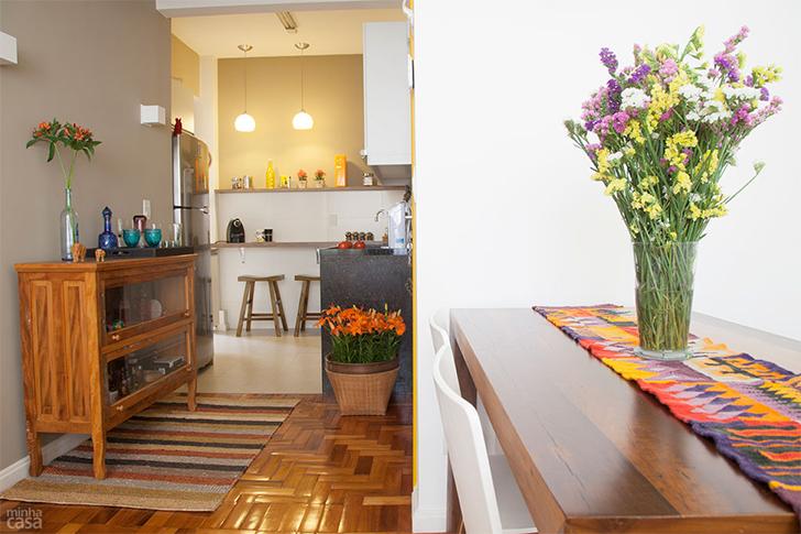 pequeno apartamento morar sozinha charmoso e confortável 5