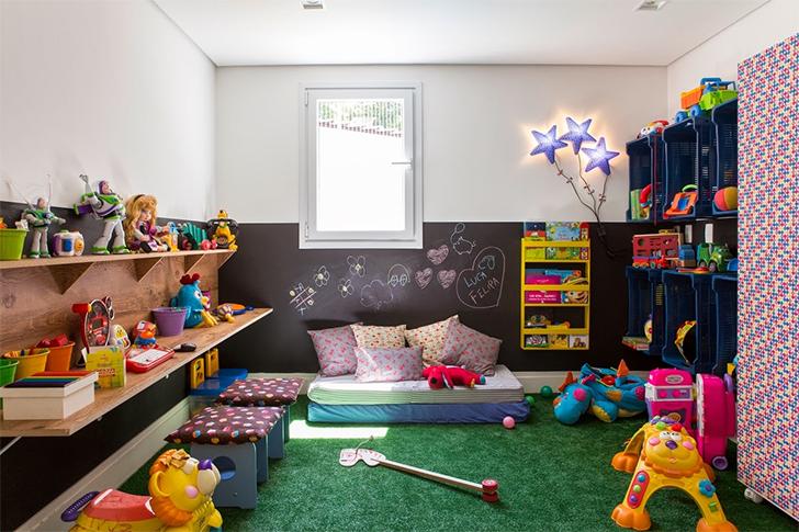 Artesanato Olinda ~ Como decorar o quarto das crianças 8 ideias para estimular a criatividade dos pequenos