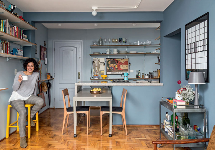 apartamento pequeno 50m 1