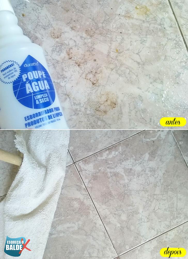 limpador de pisos a seco duratto poupa água 1