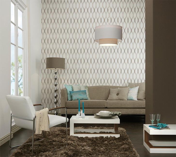 20 ambientes com papel de parede para você se inspirar 1