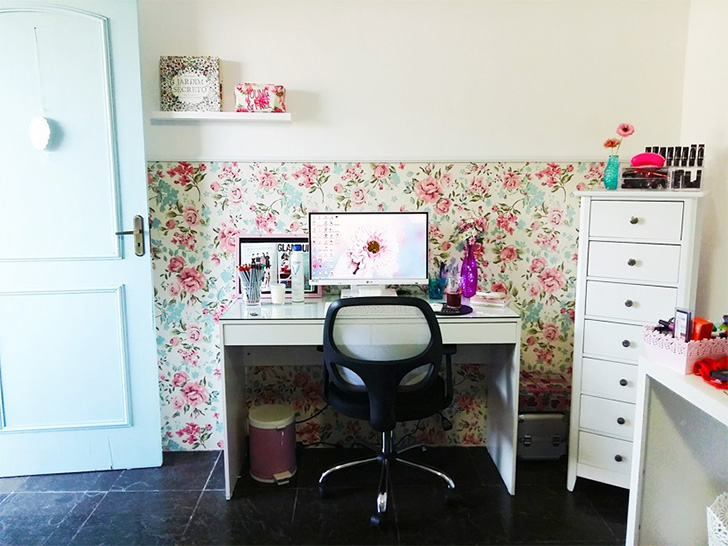 20 ambientes com papel de parede para você se inspirar 18