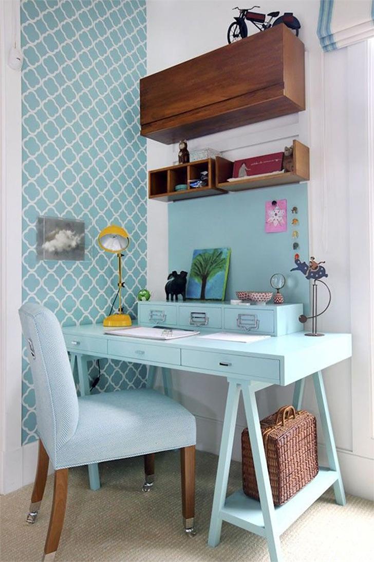 20 ambientes com papel de parede para você se inspirar 19