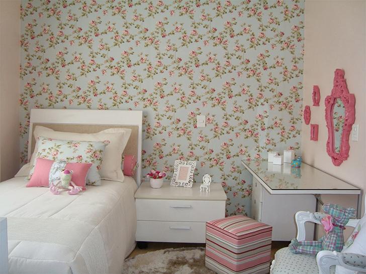 20 ambientes com papel de parede para você se inspirar 3