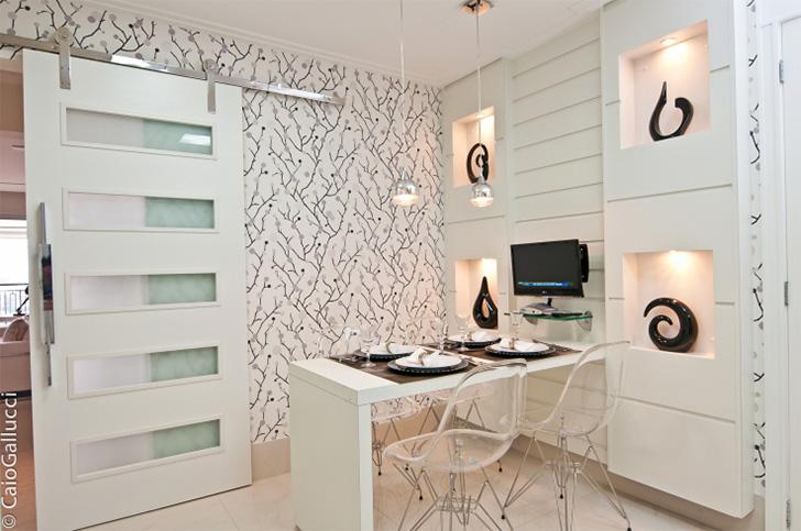 20 ambientes com papel de parede para você se inspirar 8