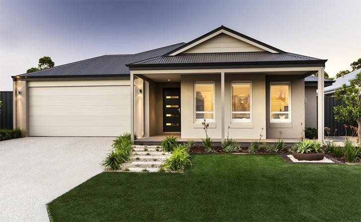 Front Elevation Of Verandah : Fachadas de casas térreas para você se inspirar dicas