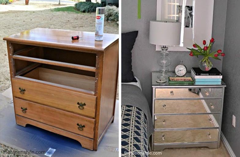 10 ideias para renovar móveis antigos e transformar a sua casa 4