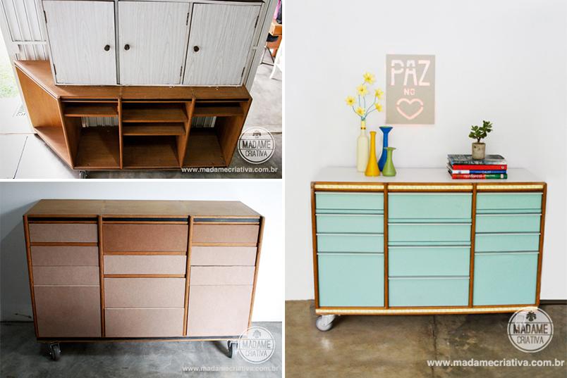 10 ideias para renovar móveis antigos e transformar a sua casa 9