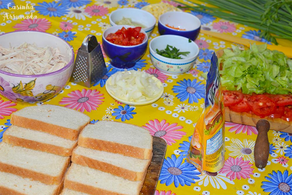 3 sanduíches naturais e deliciosos para o verão 1