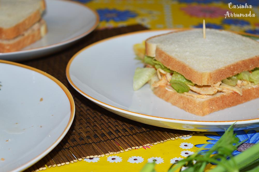 3 receitas de sanduíches naturais para o verão