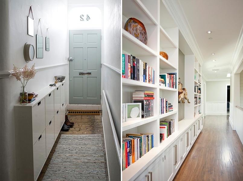 5 ideias criativas para decorar o corredor da sua casa 3