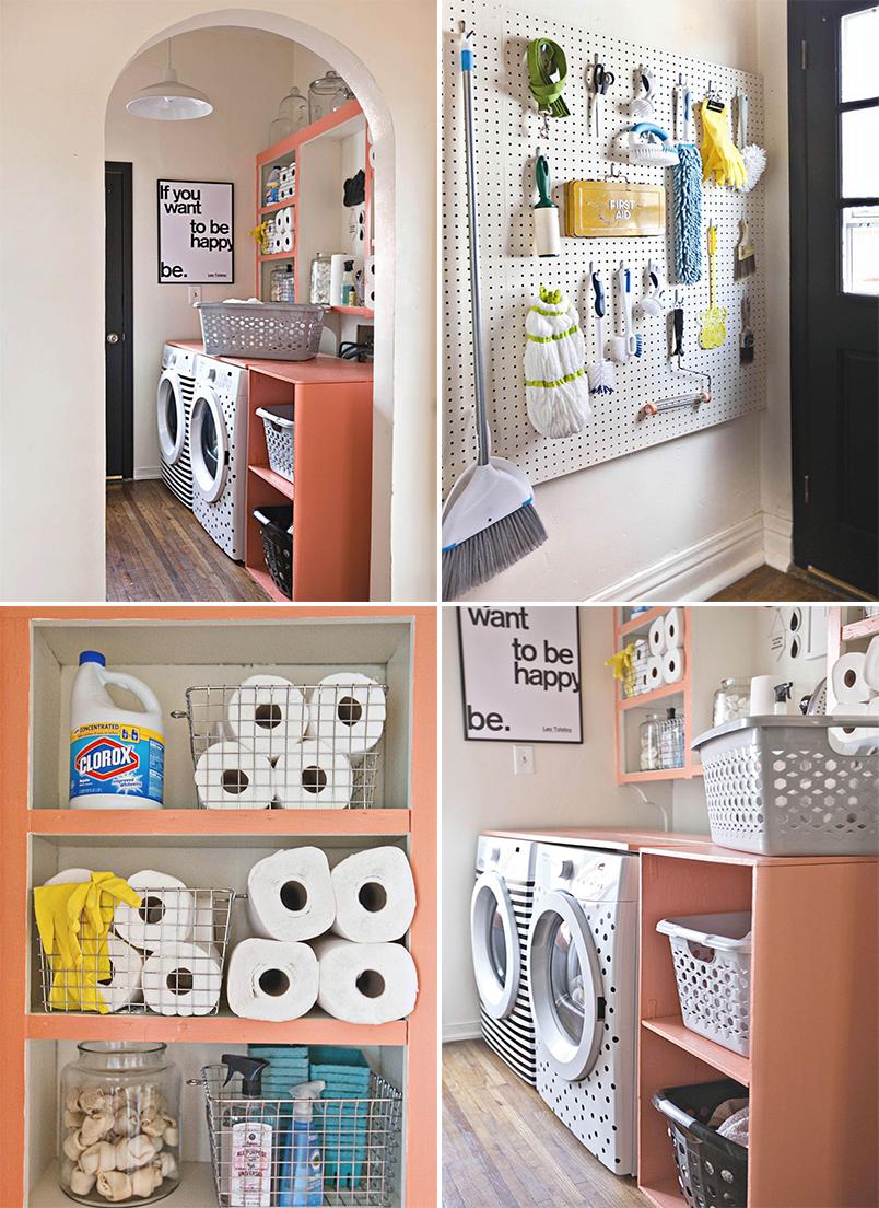 5 lavanderias bonitas e bem organizadas para inspirar você 1
