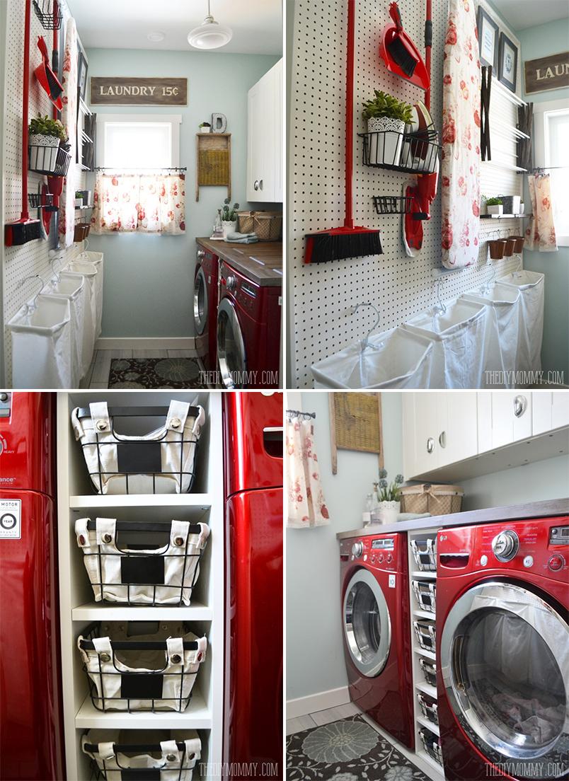5 lavanderias bonitas e bem organizadas para inspirar você 2