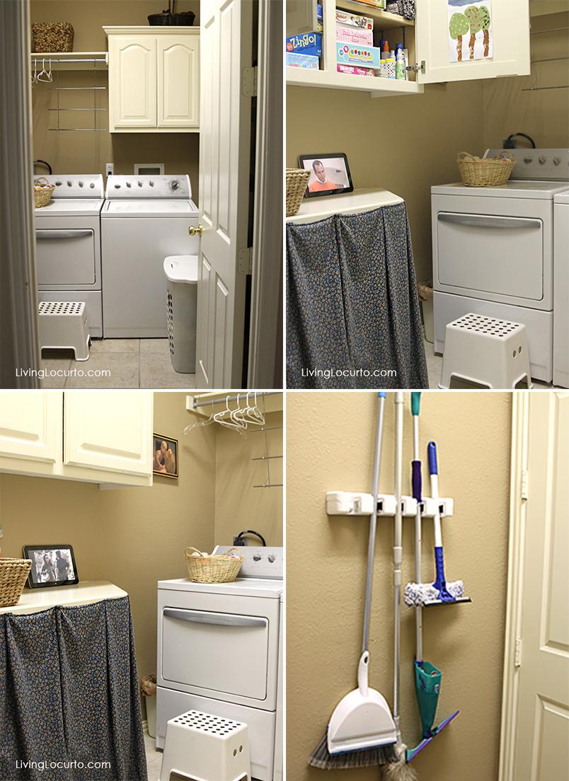 5 lavanderias bonitas e bem organizadas para inspirar você 3