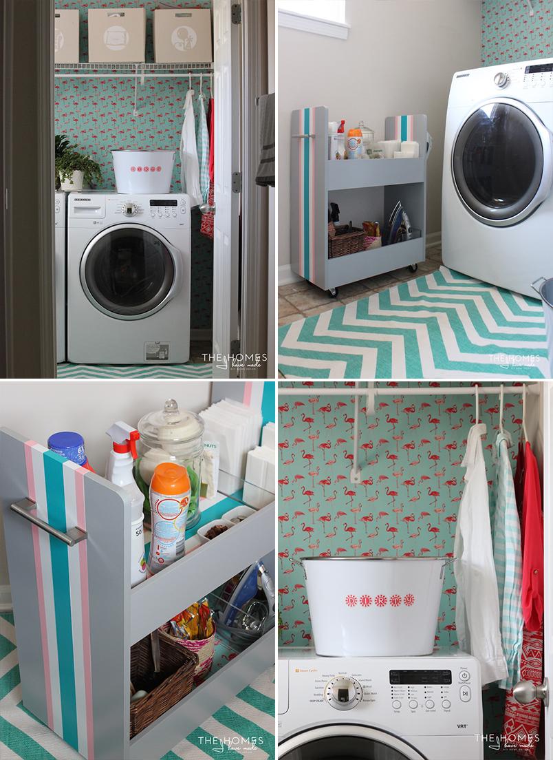 5 lavanderias bonitas e bem organizadas para inspirar você 4