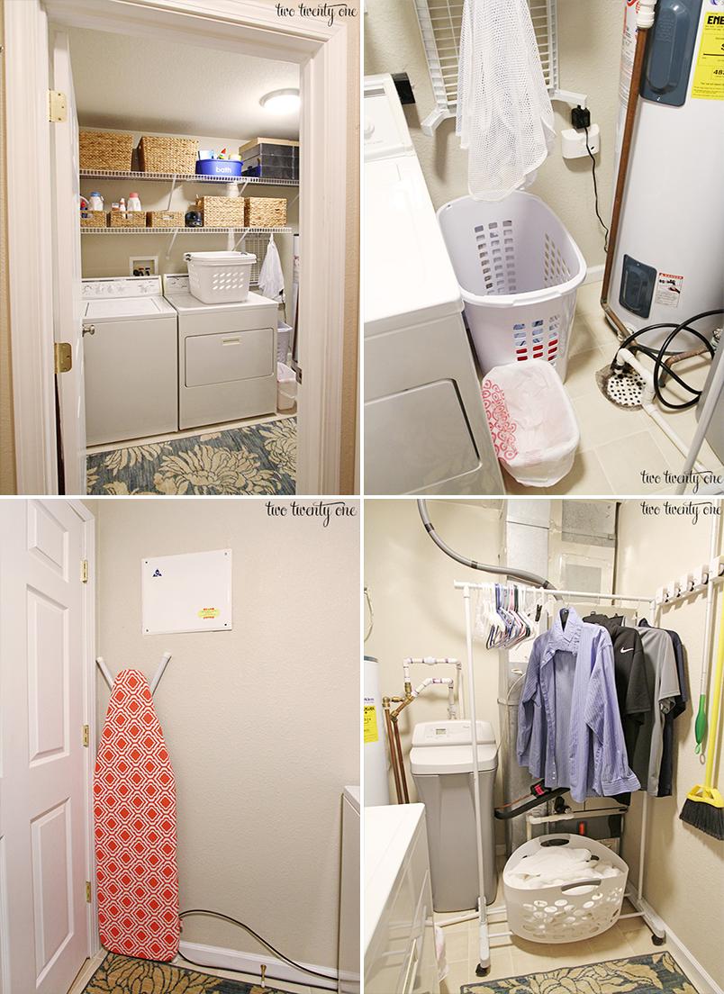 5 lavanderias bonitas e bem organizadas para inspirar você 5