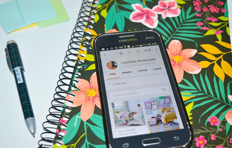 6 dicas para fazer o seu perfil no Pinterest bombar 3
