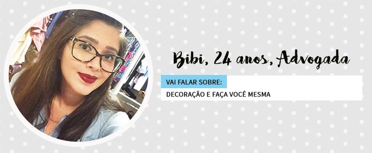 Colaboradas Casinha Arrumada - Bibi