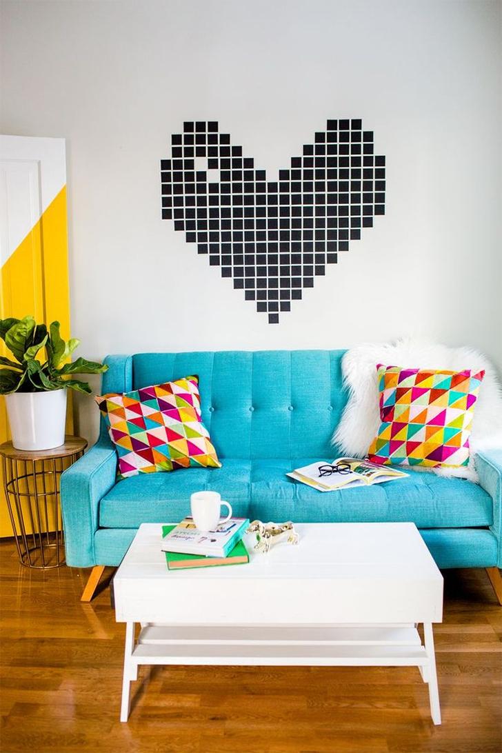 sala com sofá de 2 lugares 3