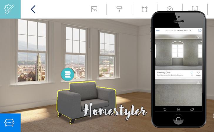 Aplicativos que são aliados na hora de decorar a casa - Homestyler