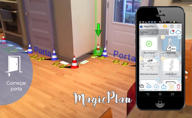 Aplicativos que são aliados na hora de decorar a casa - MagicPlan