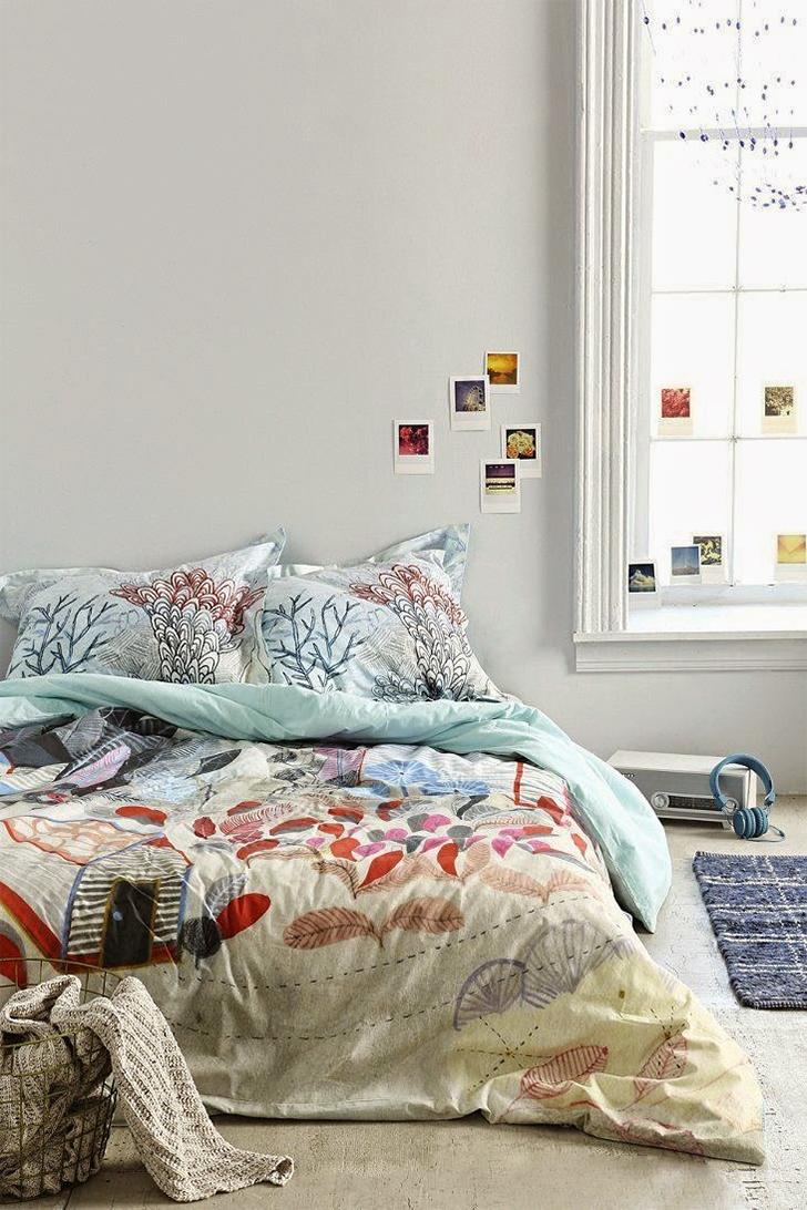 Decorando o quarto: cama no ch?o - Casinha Arrumada