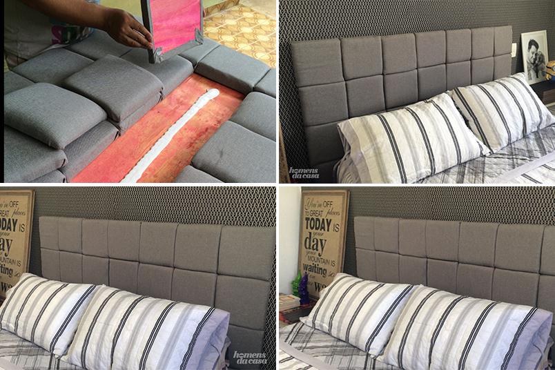 DIY cabeceiras para cama que você mesma pode fazer 3