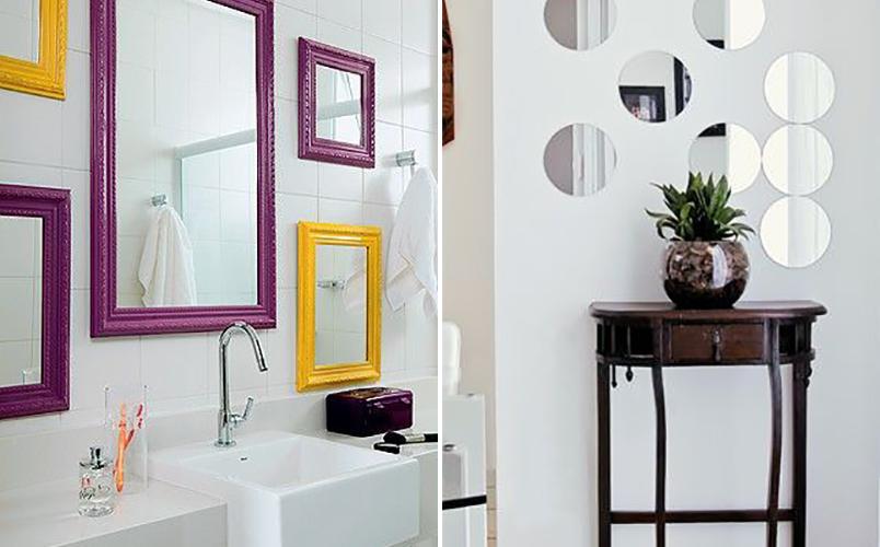 Dicas para decorar seu apartamento alugado  Casinha Arrumada -> Decoracao Banheiro Apartamento Alugado
