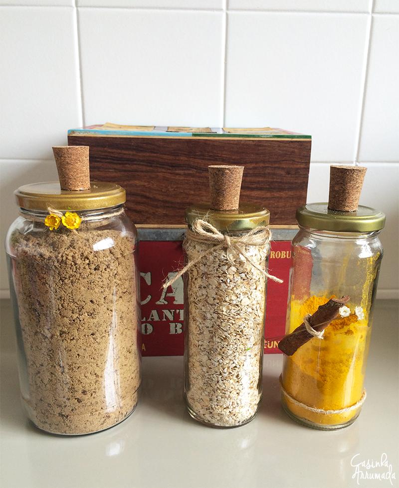 Ideias para reciclar potes de vidro e latas de alimentos 4