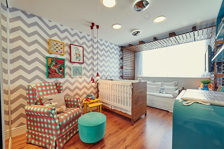 como montar e decorar o quarto do bebê 1