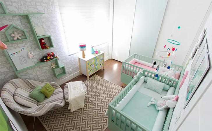 como montar e decorar o quarto do bebê 11