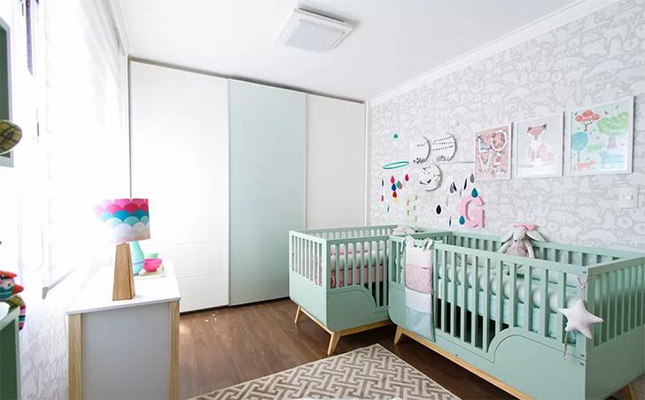 como montar e decorar o quarto do bebê 13