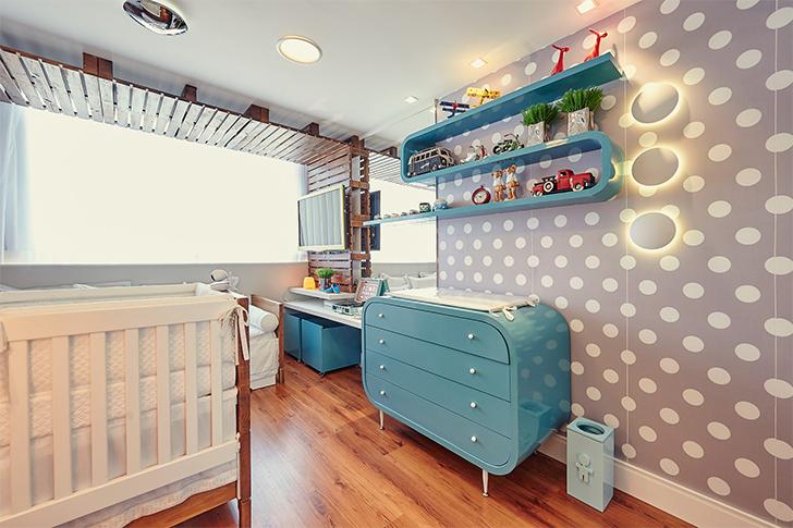 como montar e decorar o quarto do bebê 2