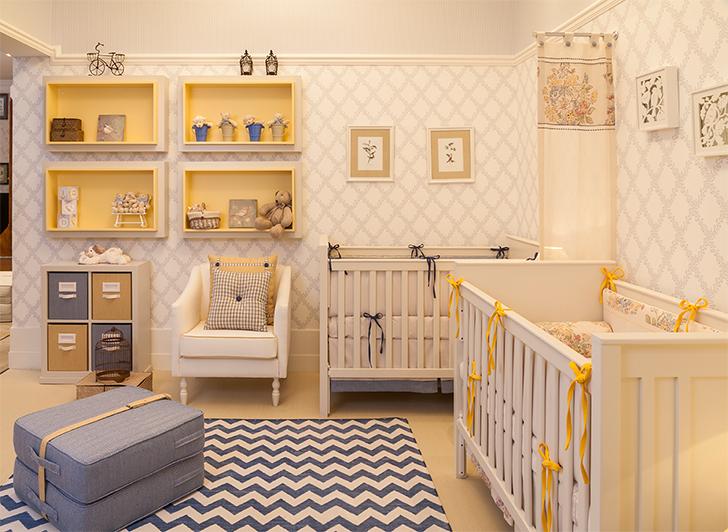 como montar e decorar o quarto do bebê 6