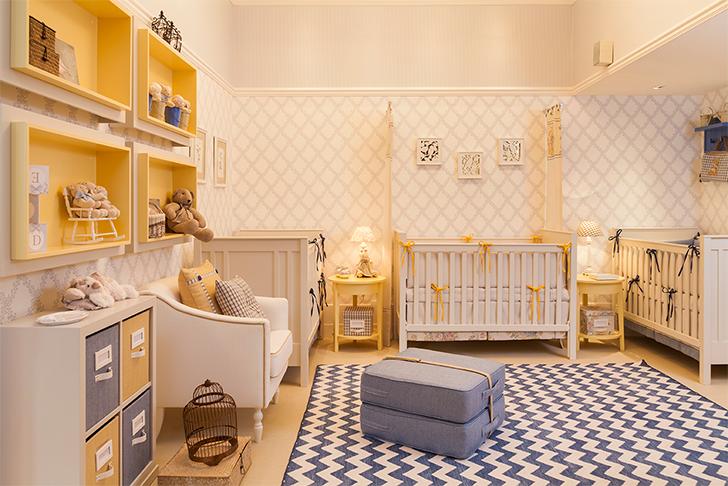 como montar e decorar o quarto do bebê 7