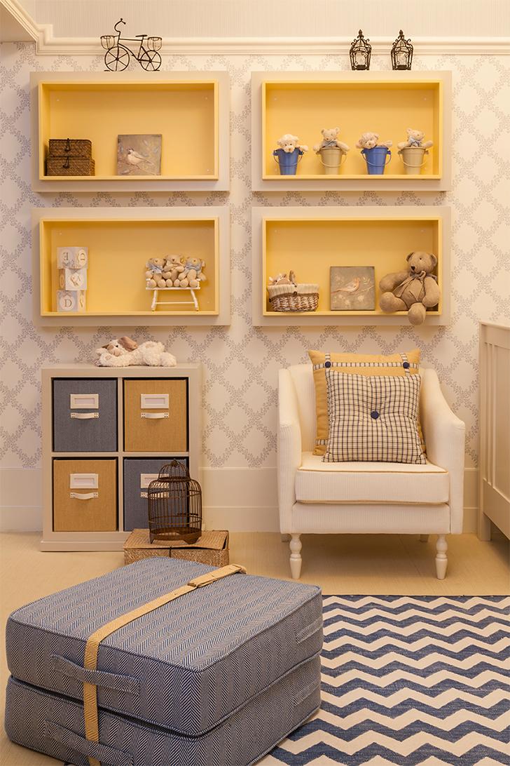 Ver Quarto De Bebê ~ Inspirações para montar e decorar o quarto do beb u00ea Casinha Arrumada