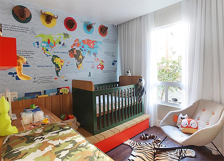 como montar e decorar o quarto do bebê 9
