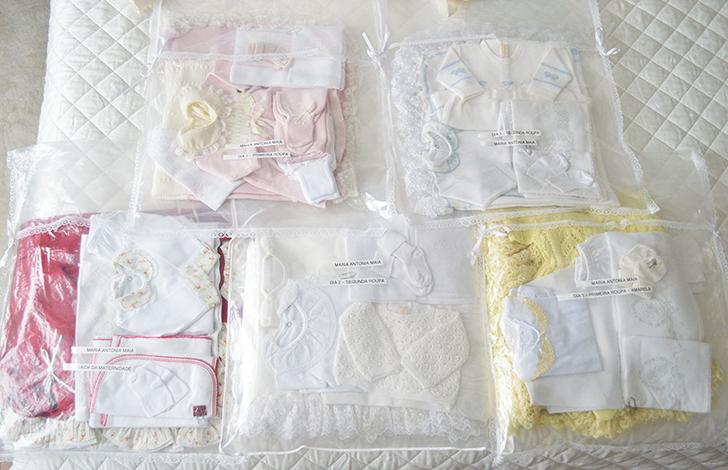 o que levar na mala da maternidade 1