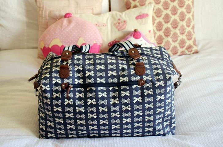 o que levar na mala da maternidade 4
