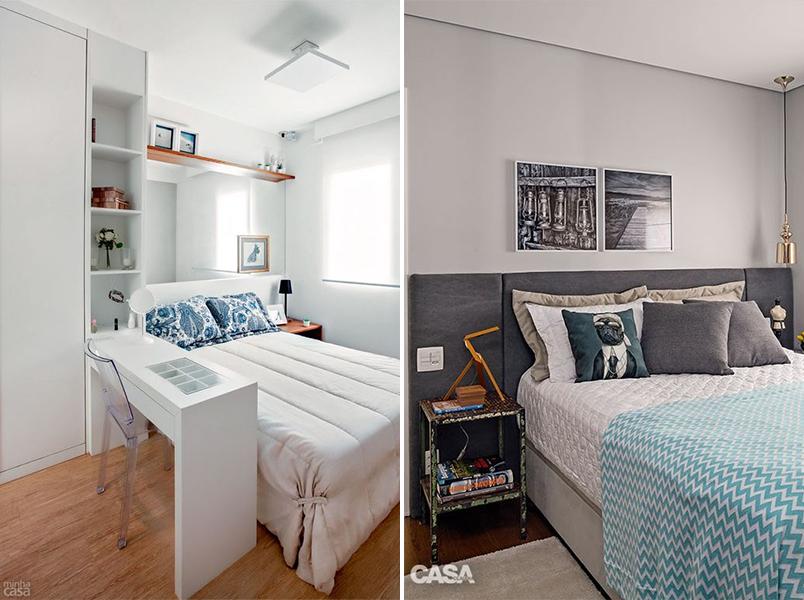 20 quartos pequenos para você se inspirar 5