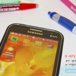 5 aplicativos que ajudam você a se organizar melhor