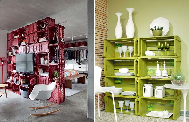 decorar kitnet pequena: projetos decoradas de casinhas pequenas, charmosas e confortáveis
