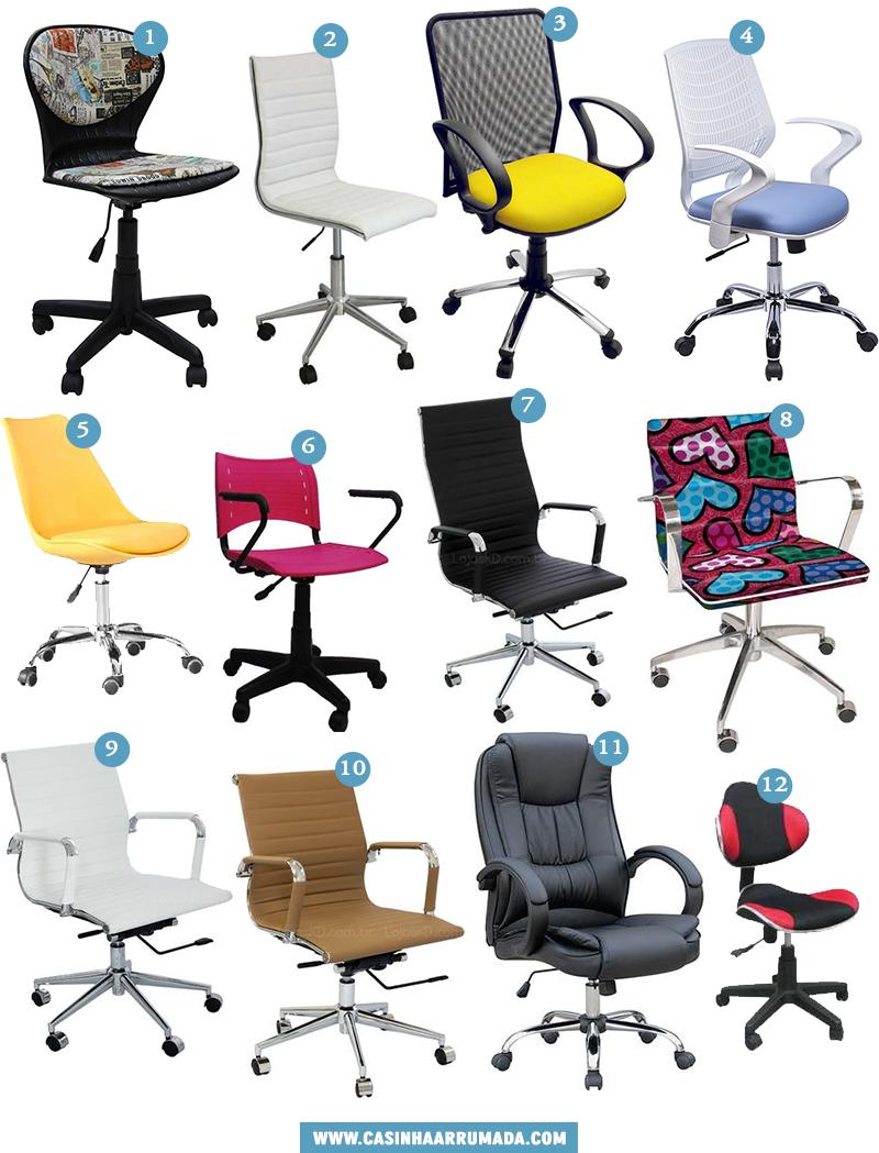 Compras uma cadeira nova para a sua escrivaninha 1