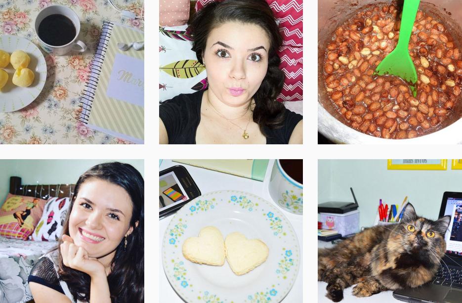 Instagram Blog Casinha Arrumada 2